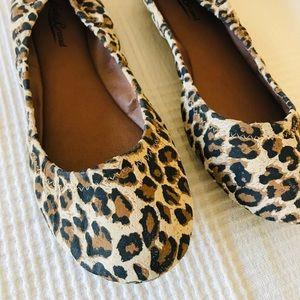 Lucky Brand Shoes - NEW Lucky Brand Emmie Ballet Flat